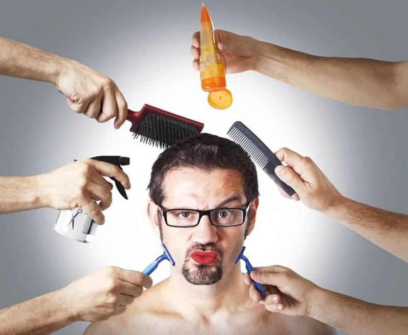cách ép side tóc