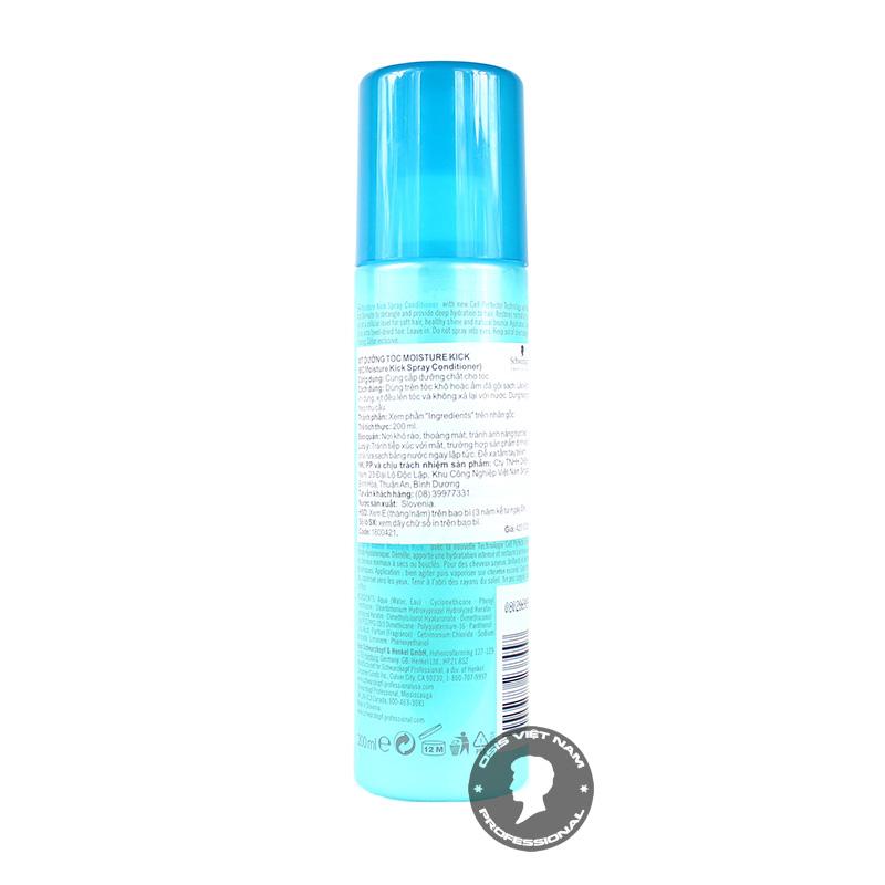 Lắc đều sản phẩm trước khi dùng Xịt lên tóc từ phần thân cho tới ngọn và chải đều với lược Cứ để yên dung dịch ở trên tóc bạn, tuyệt đối không xả Sử dụng sau mỗi lần bạn gội đầu. (thời điểm phát huy tối đa công dụng sản phẩm) Có thể xịt lên tóc khô hoặc tóc ẩm tùy bạn