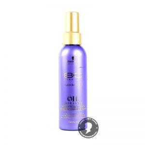 Thế nên sử dụng xịt dưỡng BC Miracle Barbary Fig Oil Restorative sẽ làm mái tóc hư tổn của bạn được phục hồi trở lại một cách nhanh chóng. Sẽ không còn mái tóc khô xơ và thô ráp dễ gãy rụng do chịu tác động từ nhiệt và hóa chất mà thay vào đó bạn sẽ nhìn thấy một mái tóc khỏe mạnh,mềm mượt, tươi sáng, tràn đầy sức sống.
