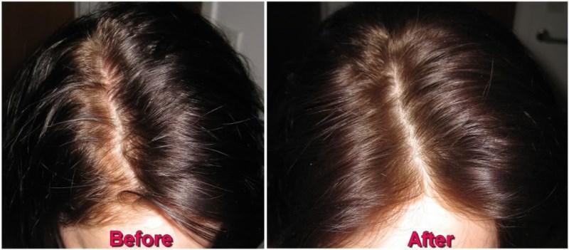Với những mái tóc nhuộm, sản phẩm giúp nó hạn chế tiếp xúc với nước và chất tẩy trong dầu gội thông thường, đồng thời giữ màu tóc lâu bền hơn.